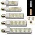 Ultra Brilhante 9 W 12 W 13 W 15 W 16 W LED Milho Lâmpada AC85-265V E27 G23 G24 SMD5050 LED Spot Light Lâmpada Para Home Lighting 180 Degree