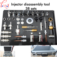 Common rail injector disassembly of 38 sets of electronic control fuel injection pump decomposition demolition pump tools