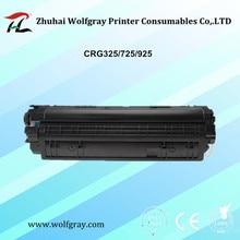 Compatible toner cartridge CRG-925 CRG925 CRG325 CRG725 for Canon 725 LBP 6000 6018 3010 3100 printers