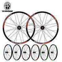 Алюминий сплав Колёса для велосипеда 26 дюймов колеса Горный велосипед колеса комплект