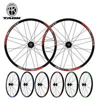 Aluminum Alloy Bicycle Wheel 26 inch wheels mtb mountain bike wheel set