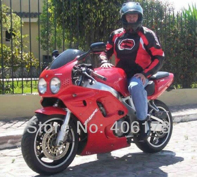 Горячие продаж,CBR893 92 93 и CBR 900 893 рублей 1992 1993 для Honda CBR900RR 893 1992-1993 Красный мотоцикл Обтекатели