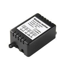 KTNNKG DC12V รีโมทคอนโทรลรีเลย์โมดูลไร้สายสวิทช์ควบคุม Smart Home Controller สำหรับ EV1527 Universal 433MHz RF