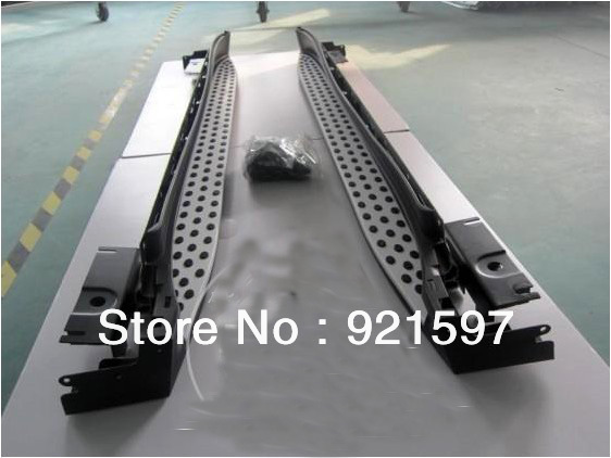 aluminium alloy original OEM auto parts running board used Mercedes GL450 X164 2006-2012 side step DHL,FedEx - Changzhou YiSiTong International Trading Co., Ltd. store