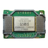 NEW Original 1076 6318W 1076 6318 1076 6318B Big DMD Chip For Projectors Projection Same Use