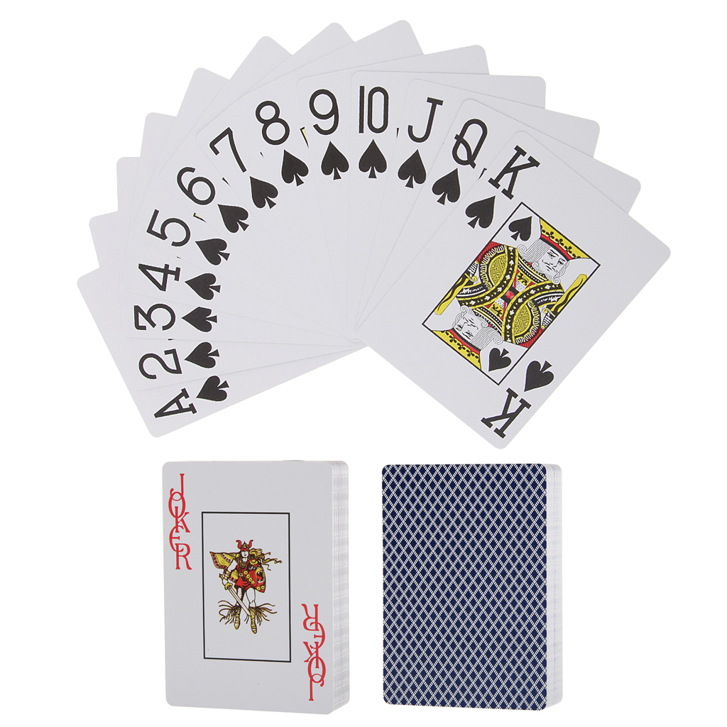 New Sealed Deck of Bicycle Standard Face Poker Playing Cards Pack Board Game Magic Toys Family Party Pub Club Game Gift for Kid