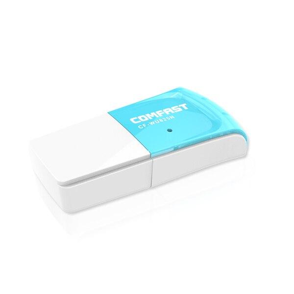 10 Stücke 300 Mbps Usb Wifi Adapter 802.11n Externe Antenne Rtl8192cu Drahtlose Netzwerk Karte Für Windows Xp/vista/ 7/8/8,1/10/mac/os Heller Glanz