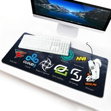 mouse pad to mouse notbook laptop mousepad locked edge gaming padmouse gamer to laptop computer mouse  DOTA  Pace Mice Play Mat