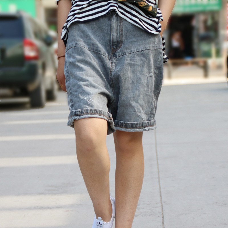 Compare Prices on Knee Jean Shorts- Online Shopping/Buy Low Price ...