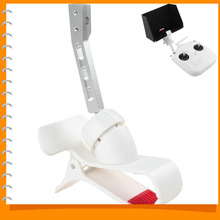 DJI Phantom Monitor Mount DJI Phantom 2 Vision Quadcopter Phone Holder Clip FPV Spare Part for