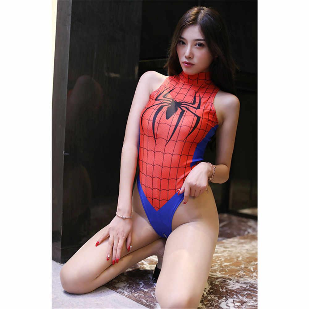 Anime stroje kąpielowe przebranie na karnawał SUKUMIZU elastan strój kąpielowy DVA kostium Anime Cosplay Su Ku strój kąpielowy wody