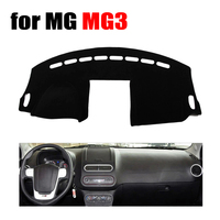Car dashboard covers mat for MG MG3 all the years Left hand drive dashmat pad dash cover auto dashboard accessories