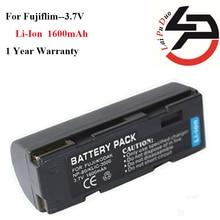 Высокое качество 1600 мАч Фирменная Новинка Замена Батарея для Fujifilm fnp-80 fnp80 NP-80 np80 dc-4800 dc-4900 dc-6800 mx-6900 x-2700