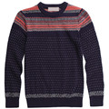 Новый 2017 Марка Весенние и Зимние мальчики пуловер свитер трикотажные детские свитера Высокого Качества детская одежда большие мальчики свитера