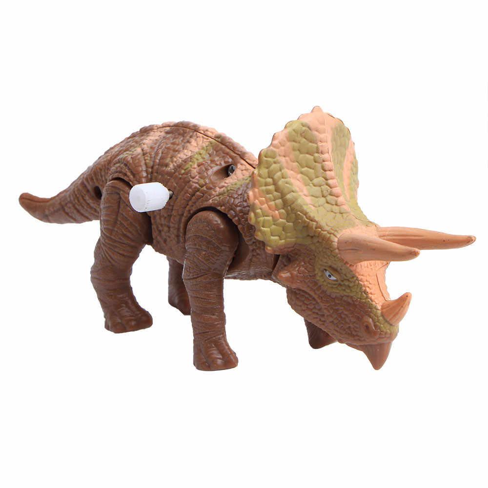 Игрушка динозавра деформация детская любимая имитация динозавров Фигурки Игрушка-скелет модель заводная игрушка Новинка D300115