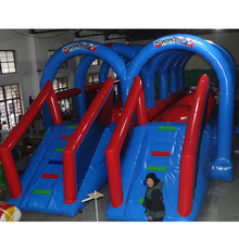 Inflatable sport, inflatable bungee run for sale,inflatable sport game недорого