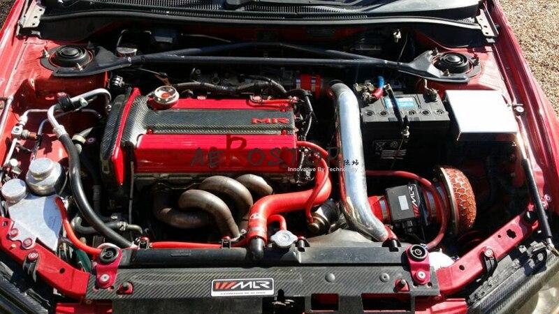 Autobahn88 Carbon Fiber Engine Spark Plug Cover model CM05V
