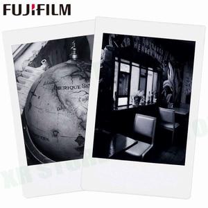 Image 5 - Fujifilm instax mini 11 8 9 filme mono chrome fuji instantânea foto papel 10 folhas para 70 7s 50s 50i 90 25 share SP 1 2 câmera