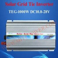 DC В AC 1000 Вт 12 В сетка галстук солнечный инвертор 120 в