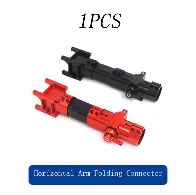 1PC EFT 30MM Dia Horizontal Arm Folding Connector Self locking Anti false Folding CNC Machining Parts