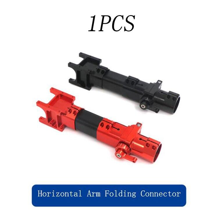 1PC EFT 30MM Dia. Horizontale Arm Vouwen Connector zelfsluitende Anti valse Vouwen CNC Verspanen Onderdelen voor Agrarische Drone-in Onderdelen & accessoires van Speelgoed & Hobbies op  Groep 1