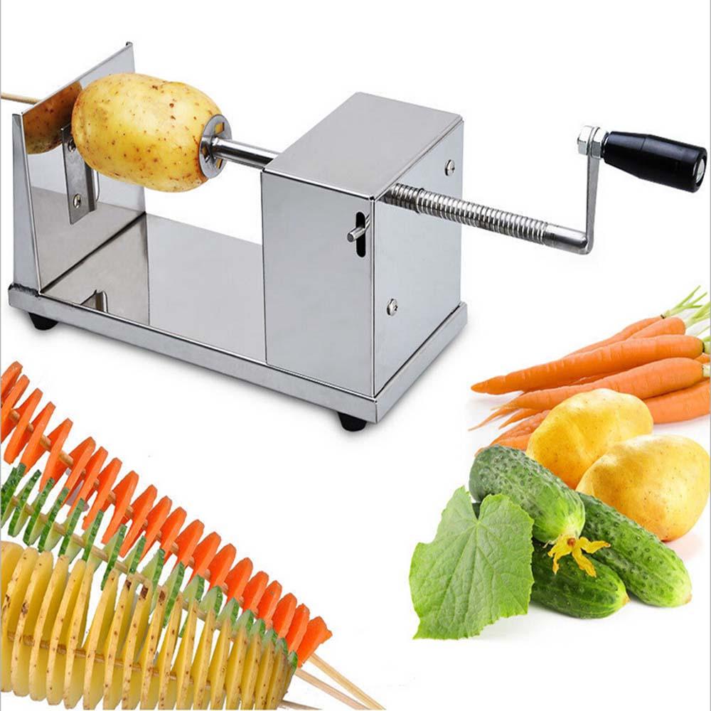 Buy 1 pc manual spiral potato chips - Stores de cocina ...
