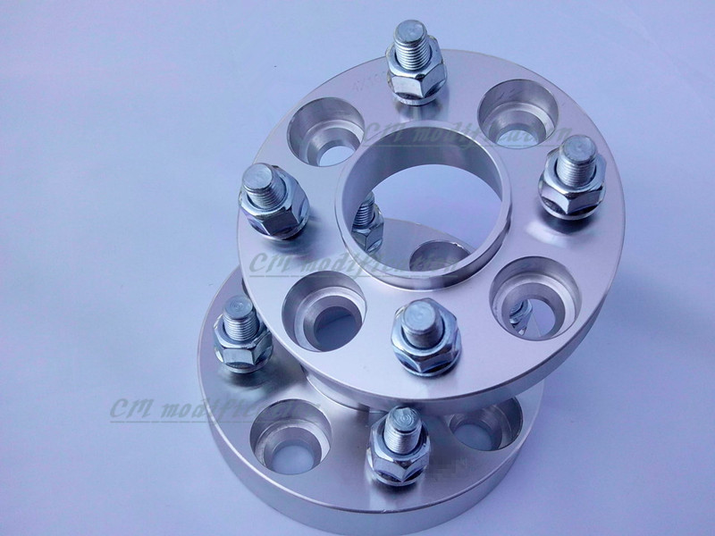 A pair of (2) 4 x4. 5 (114.3 mm), the center hole is 64.1 mm, round adapter, spacers, suitable for Honda accord 6 (1998-2002), 2 a pair of 6 x 5 5 139 7 mm the hole is 108 mm the wheel adapters spacers suitable for toyota rand cool luze 80 series