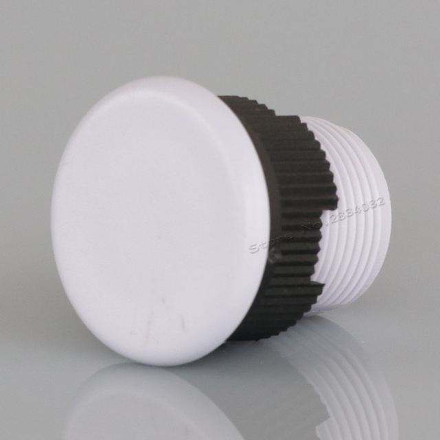 16mm Mounting Hole Panel Plug Push Button Switch Accessories Empty