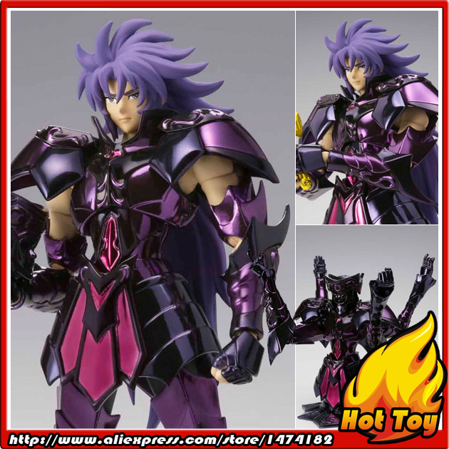 100% Original BANDAI Tamashii Nations Saint Cloth Myth EX Action Figure - Gemini Saga Surplice from