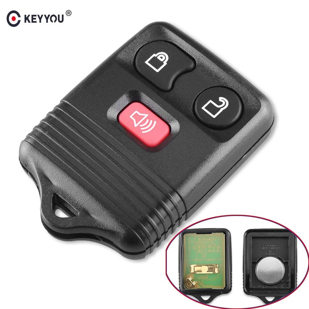 Chiave Telecomando per Ford 315/433MHZ 3 Tasti