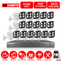 CCTV System 16Channel HDMI 5MP AHD DVR System Security IP66 in/outdoor camera System 16ch video surveillance kit
