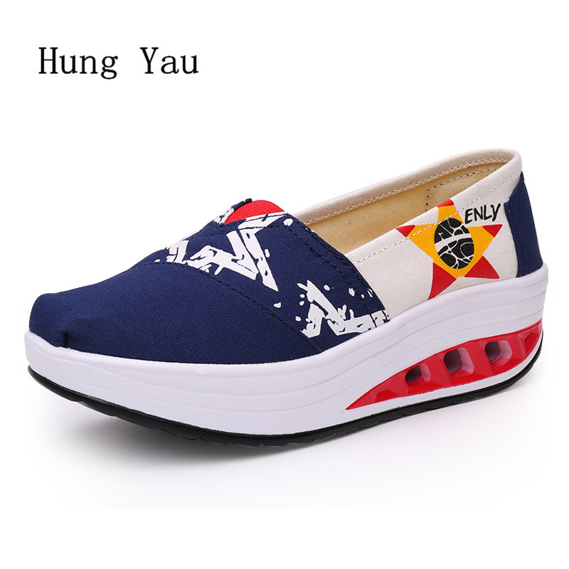 Women Casual Shoes Canvas Flat 2018 Summer Fashion Outdoor Breathable Couple Shoes Shoes Woman Platform Comfortable women s shoes 2017 summer new fashion footwear women s air network flat shoes breathable comfortable casual shoes jdt103