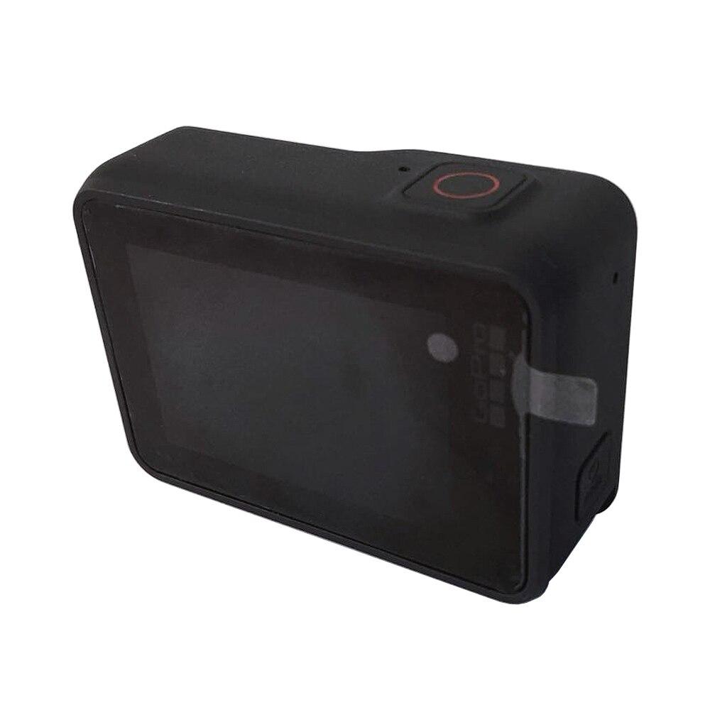 Retour LCD Tactile Écran D'affichage avec Cadre Extérieur Cas De Réparation Pièces pour GoPro Hero 7 Noir Arrière LCD Écran Tactile de Remplacement