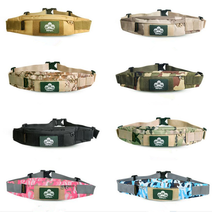 Quality Sports Waist Bag For Outdoor Sports Bag For Riding Skateboarding Running Can Take 6 Inch Tel Phone Or Other Stuff
