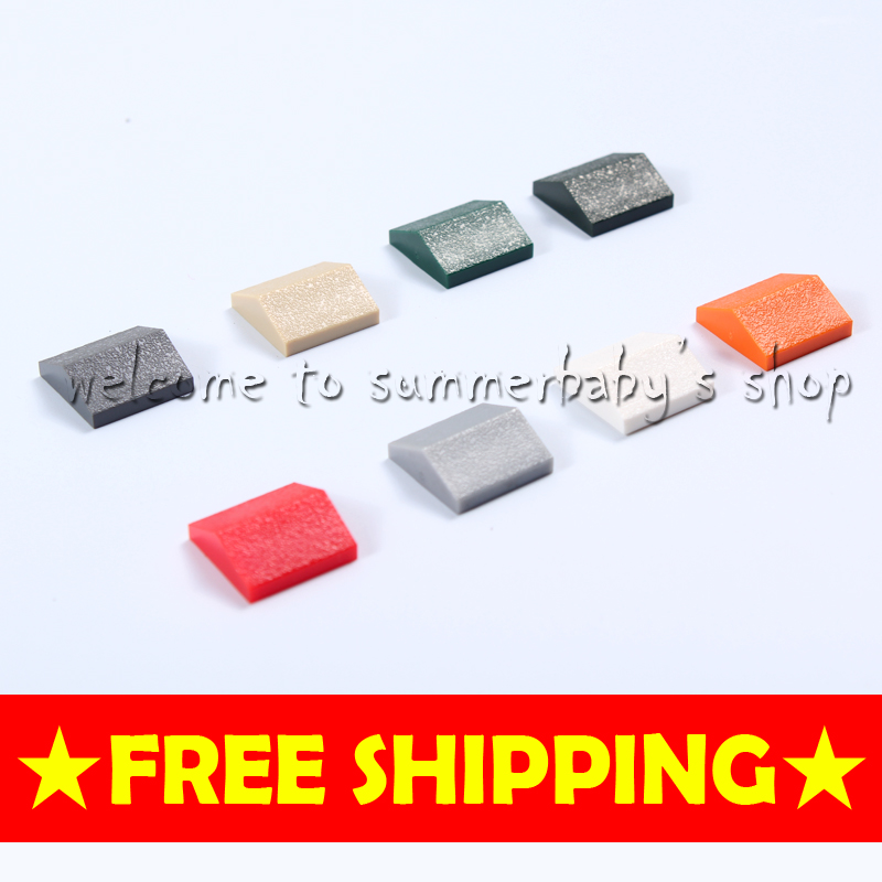 Toy slope brick 33 2*2double 150P DIY kid diamond Building blocks enlighten playmobil ABS Compatible minecraft