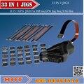 100% original nuevo 35 EN 1 GPG FÁCIL PLANTILLAS JPIN 33IN 1 caja de Riff, GPG Jtag Box, JTAG Box