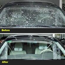 Araba-Stil Oto araç ön camı Cam yıkama temizleme Konsantre Araba-Şekillendirici Efervesan Tablet Araba Aksesuarları Bırak Nakliy...
