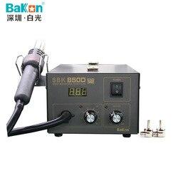 850D na gorące wiatrówka rozbiórki spawania tabeli pompa powietrza anti-static rekonstrukcyjnej stół elektryczny lut żelazny stacji