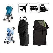 4 цвета, 2 стиля, чехлы для детских колясок, большой размер, Детская Автомобильная дорожная сумка, аксессуары, зонтичные коляски, Защитные чехлы для детских колясок