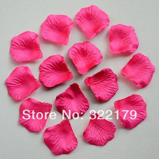 Aliexpress artificial flowers silk flowers wedding supplies 1000 adet scak pembe pek gl yapraklar dn dekor confetti favor gl yapraklar mightylinksfo