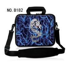 Blue Dragon 15.6″ Sleeve Zipper Laptop computer Handel Bag Case Carrying Shoulder Luggage neoprene Messenger Luggage For HP Dell ASUS