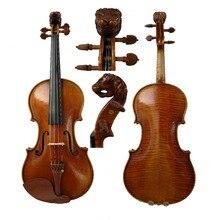 送料無料手作り  油ワニスバイオリン