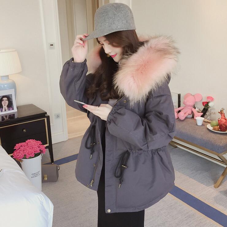 De Duvet 3 D'oie Lâche À 5 Mode Plume Femmes Canard Long 1 2018 Vestes Down Parka Femme Capuchon Oversize 2 Nouvelle 4 Manteaux RqRYfpw0