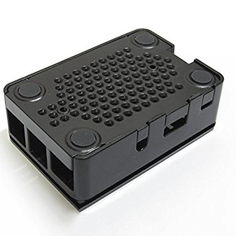New Case Enclosure Box Shell Cover For Original Raspberry Pi 3 Model B LT ON