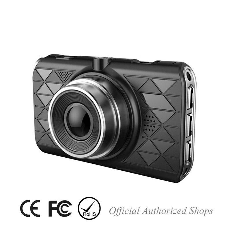 JKWG350 voiture Dash Ambarel A7 FHD Cam 1080 P DVR caméra Ambarella enregistreur vidéo Hawkeye WDR avec g-capteur et Vision nocturne