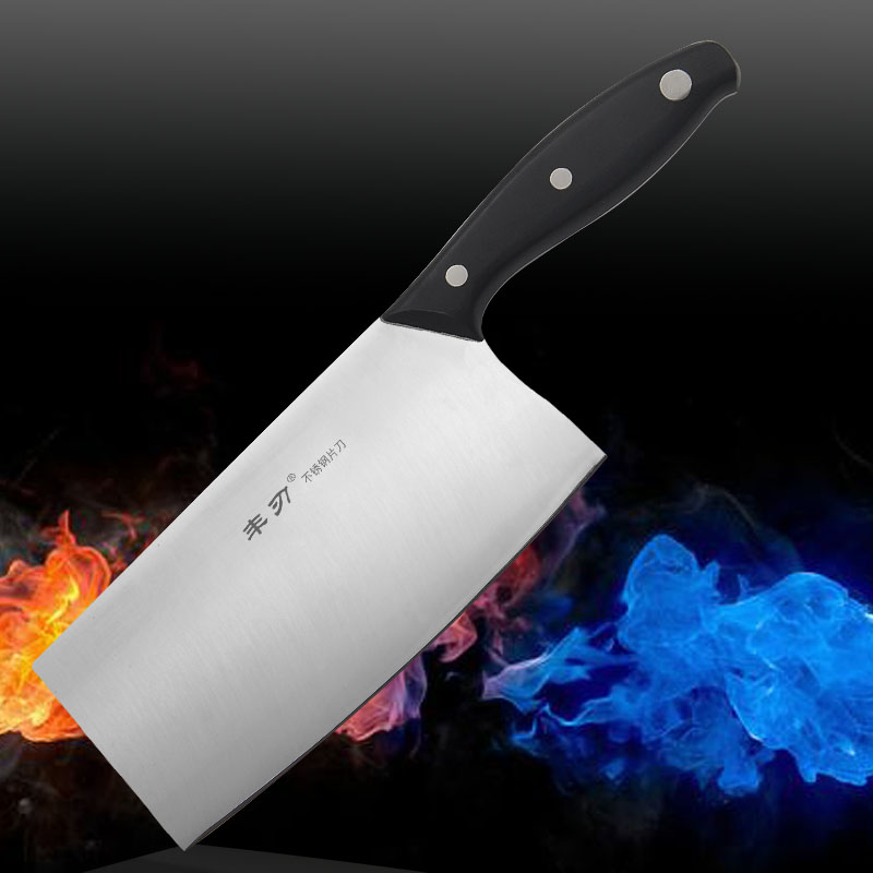 Free Shipping Feng Ren Stainless Steel Kitchen Cutting Meat font b Knife b font Household Multifunctional