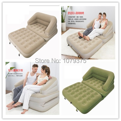 free shipping inflatable sofa bed bean bag sofa backless sofaliving room furniture folding furniture