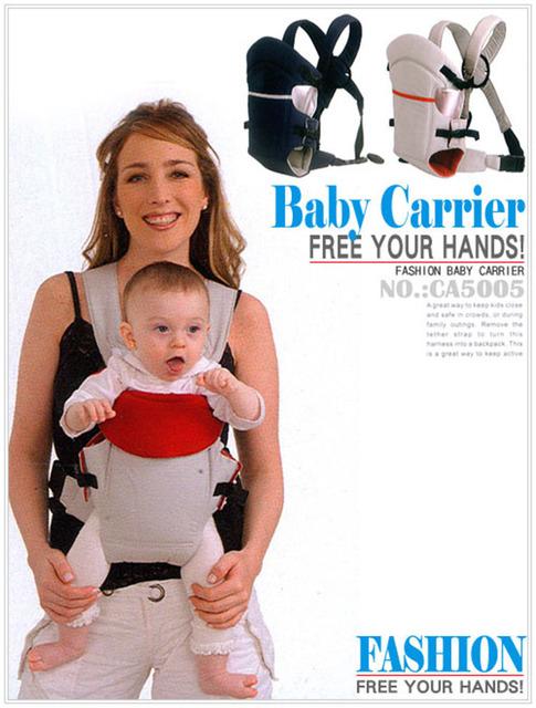 Relaxe ventilação PORTADOR de bebê portadores de BEBÊ bebê Carry para o verão e outono do bebê mochila FRETE GRÁTIS