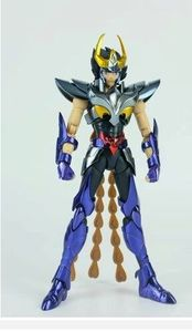 Image 3 - in stock GREAT TOYS Phoniex ikki V3 EX final GT gold bronze action figure toy metal armor