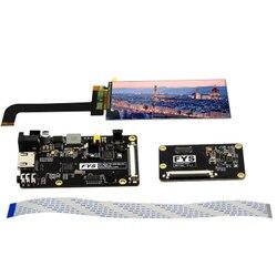 3D drukarki lcd 2560x1440 2K LS055R1SX03 płyta napędowa zestaw światła utwardzania wyświetlacz dla ANYCUBIC Photon SLA 3D drukarki/VR diy części